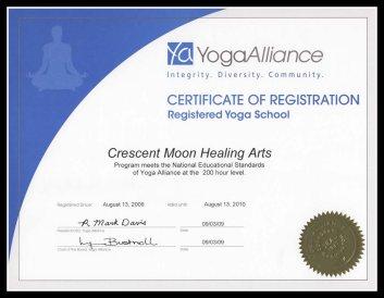 yoga alliance border