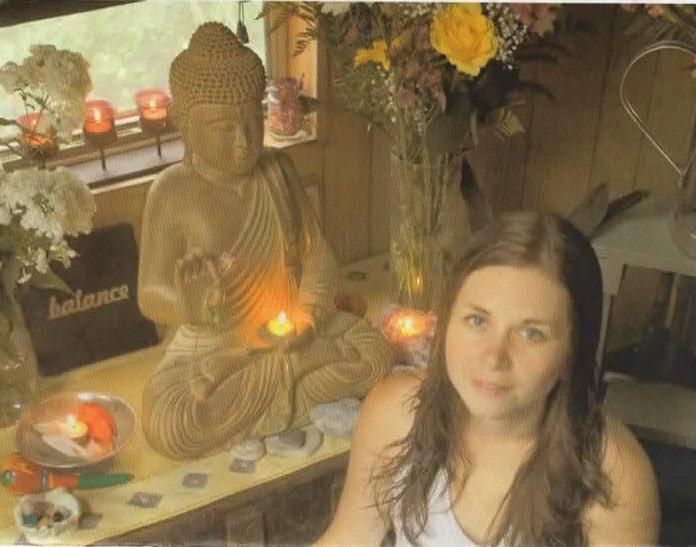yoga buddha image