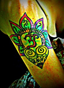 tattoo psychodelic