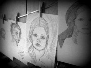 Self-portraits 1996-2006