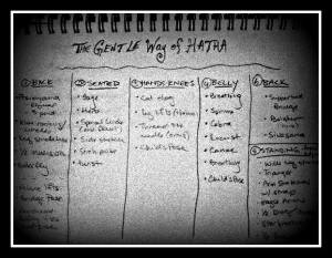 the gentle way of hatha first page manual