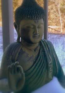 happy buddha spring