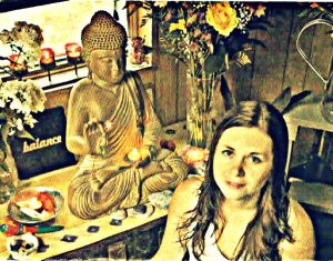 yoga buddha image edited