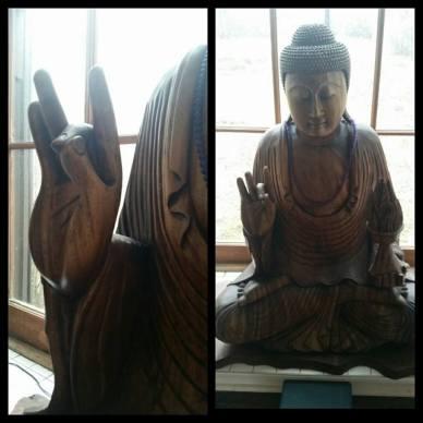 ste annes buddha