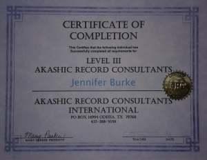 akashic records