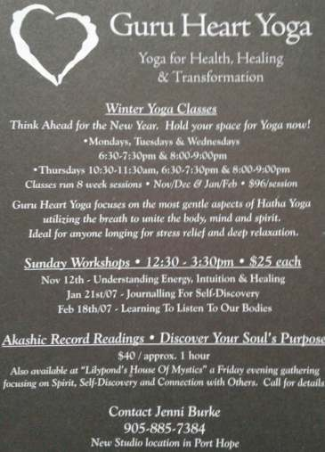 guru heart workshops