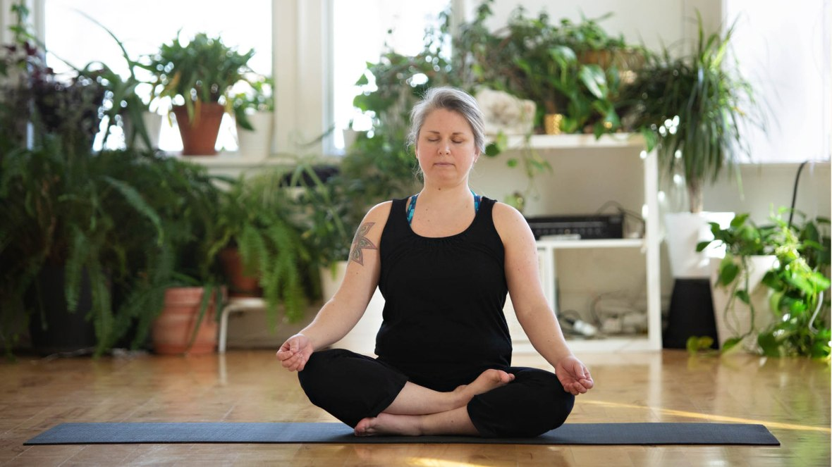 Jenni Burke Yoga